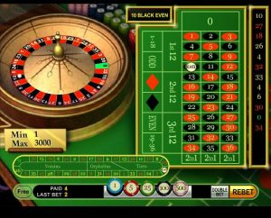 Play Online Roulette with Bonuses